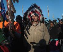 In pictures: The amazing moment when Standing Rock activists realised theyd won