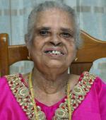Mary Noronha (96), Nanthoor, Mangalore