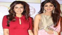 Raveena Tandon replaces Shilpa Shetty in a TV show