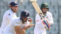 Bangladesh v England: Tigers lead swells to 244