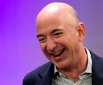 Bezos is selling $ 1 billion of Amazon stock a year to fund rocket venture