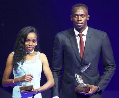 Rio Olympic champions Bolt and Ayana win IAAF awards