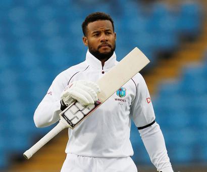 Shai proud to breathe fresh Hope into Windies cricket