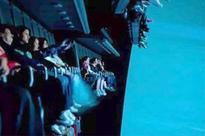 Shanghai Disneyland ride breaks down, visitors suspended in air for 30mins
