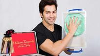 WHOA! Varun Dhawan becomes the youngest actor to get a wax statue at Madame Tussauds!