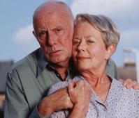 Richard Wilson's sister 'praying' as Victor Meldrew star fights for life after heart attack