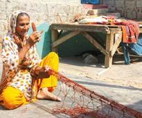 Making a mark: A fishing town where women overshadow men