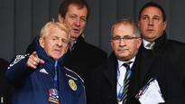 Scotland can make play-offs under Gordon Strachan, says SFA's Alan McRae