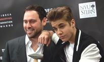 Braun and brains behind Bieber