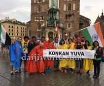 Millions of young pilgrims gather in Poland for World Youth Day