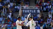 Handscomb, Marsh help Australia save Ranchi Test