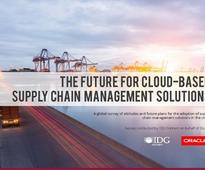 The Future for Cloud-based Supply Chain Management Technology