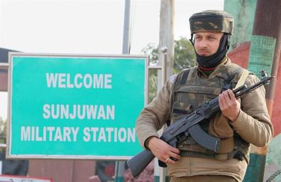Police scours Kashmir to track contacts of Sunjuwan attackers