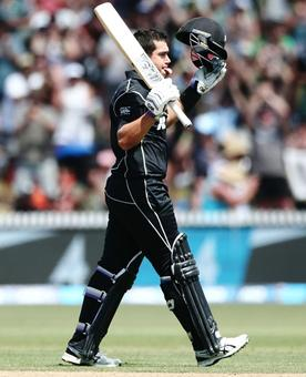 Meet New Zealand's most accomplished ODI batsman