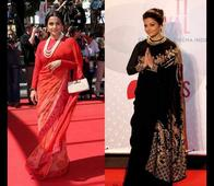 Raw deal for Aishwarya: Did Sabyasachi pay more attention to Vidya at Cannes?