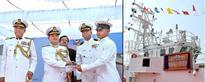 Coast Guard patrol ship commissioned