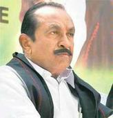 Chennai court acquits Vaiko in sedition case