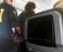 Jets scrambled as American Airlines passenger duct-taped to seat after disturbance on LA to Hawaii flight