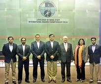Pakistan, Australia to launch programme for squash promotion