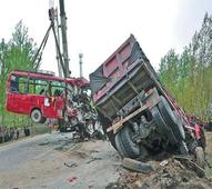 Road mishap claims 11 lives in Uttar Pradesh