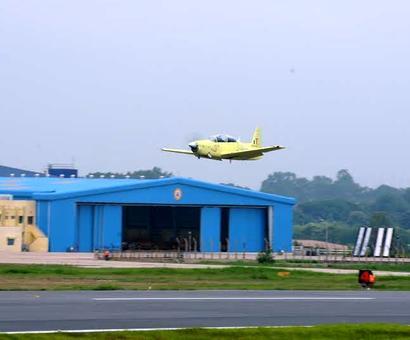 The HTT-40 now needs to fly full throttle