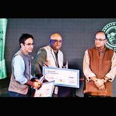 dna's Raman Kirpal, Hakeem Irfan win Goenka Award