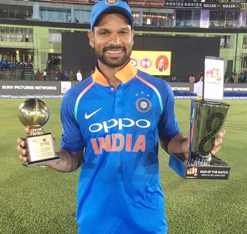In-form Dhawan sympathises with Sri Lankan team