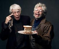 The freshest comedy act today: Two old New Yorkers pranking people with tuna sandwiches