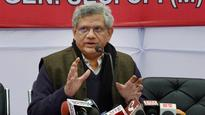 Kerala unit members against re-election of Sitaram Yechury to Rajya Sabha