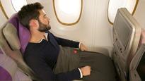 Emirates' sustainable blankets