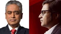 Rajdeep Sardesai accuses Arnab Goswami of lying about covering 2002 riots, Twitter has a field day