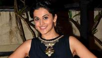 Taapsee Pannu inaugurates self defence programme in her own school