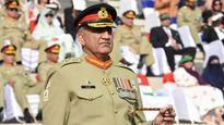 Pakistan Army chief General Bajwa in Sri Lanka on goodwill visit