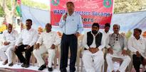 Protest & Demands to Protect Waqf Lands
