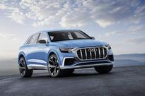 New Audi Q8 SUV concept makes global debut  Launch by 2018