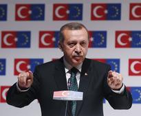 Recep Tayyip Erdogan calls on Turkish