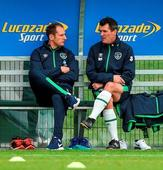 Daniel McDonnell: Coleman the concern as Keane looks forward to serious work