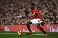 Paul Pogba: I'm not at Manchester United to do this