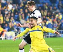 Maccabi Tel Aviv eliminated from Europe