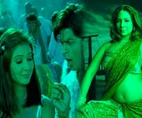 SRK's co-star Kim Sharma: Then and now