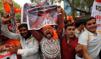 Padmaavat row: 18 men who attacked school bus sent to 14-day custody