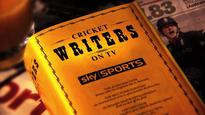 Cricket Writers on TV: Paul Allott joined by Richard Hobson and Mike Selvey