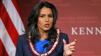 Air strikes on Syria can lead to possible nuclear war between US and Russia: Tulsi Gabbard