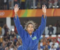 Rafaela Silva - heroine defies racist taunts