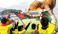 Over to Bagla's Tiger Army