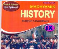 Tripura textbook omits Indian history of freedom-fighting; gives way to Hitler, Marx