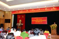 Hoan Kiem district announces and meets 64 candidates of the 19th district People's Council deputies election