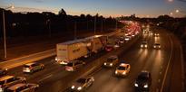Traffic warning as school holidays near end