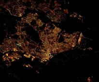 US Astronaut Tim Kopra Shows How Singapore Looks Like From The ISS