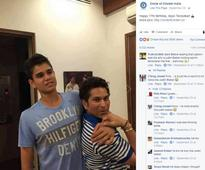 Why are Justin Bieber and Sachin Tendulkar hugging? Netizens are very confused about this lookalike